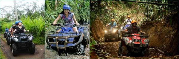 Bali ATV Ride - Bali Quad Bike